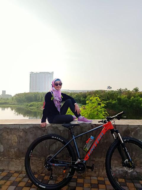 keuntungan bersepeda