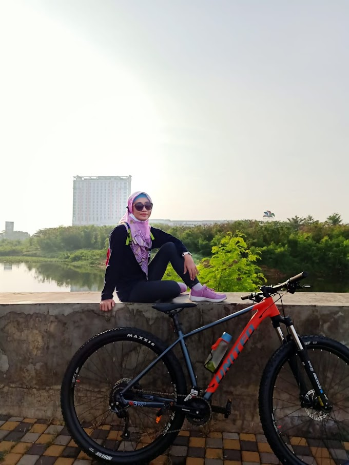 7 Keuntungan Bersepeda Gunung bagi Tubuh