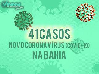 Coronavírus na Bahia