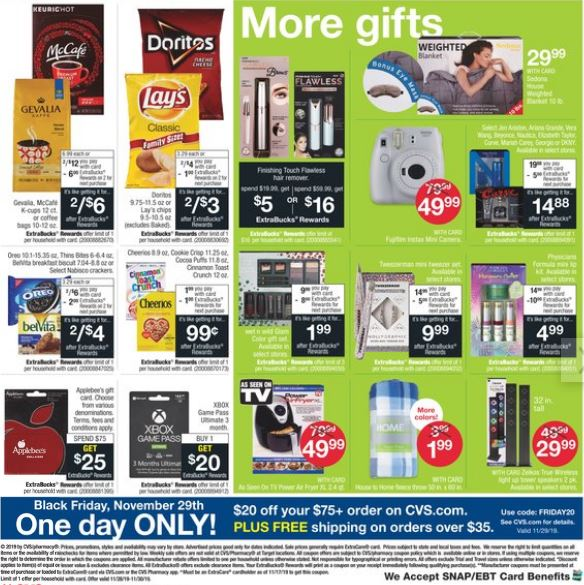 CVS Black Friday 2019 Ad Preview page-4