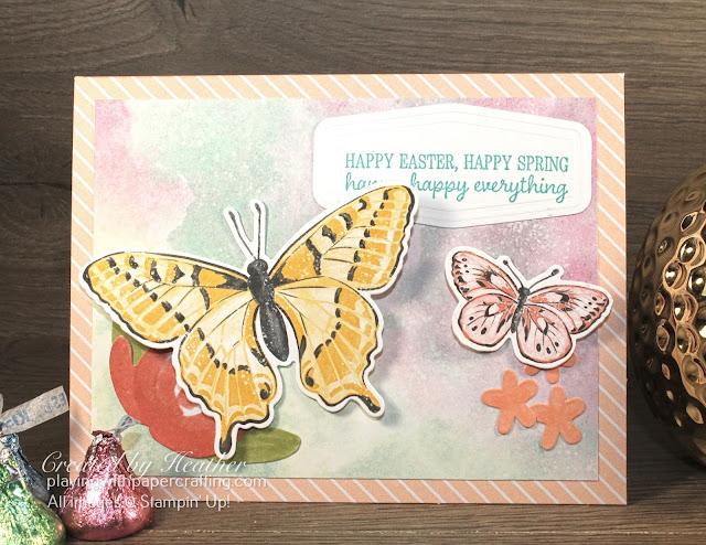 petal pink girls' card