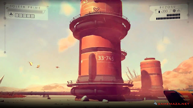 No Man's Sky Gameplay Screenshot 2