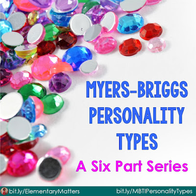 Personality Types. This part focuses on how people find their energy -Introversion or Extraversion?