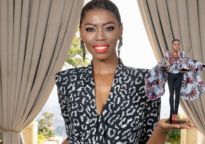 South African Artist Lira Becomes First African Woman To Be Honoured With A Lookalike Barbie Doll