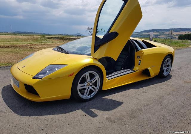 Lamborghini Murciélago 2003