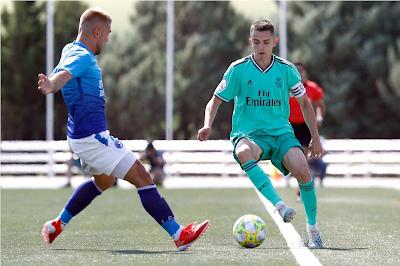 Las Rozas 1-1 Real Madrid Castilla. Empate agridulce en Navalcarbón.