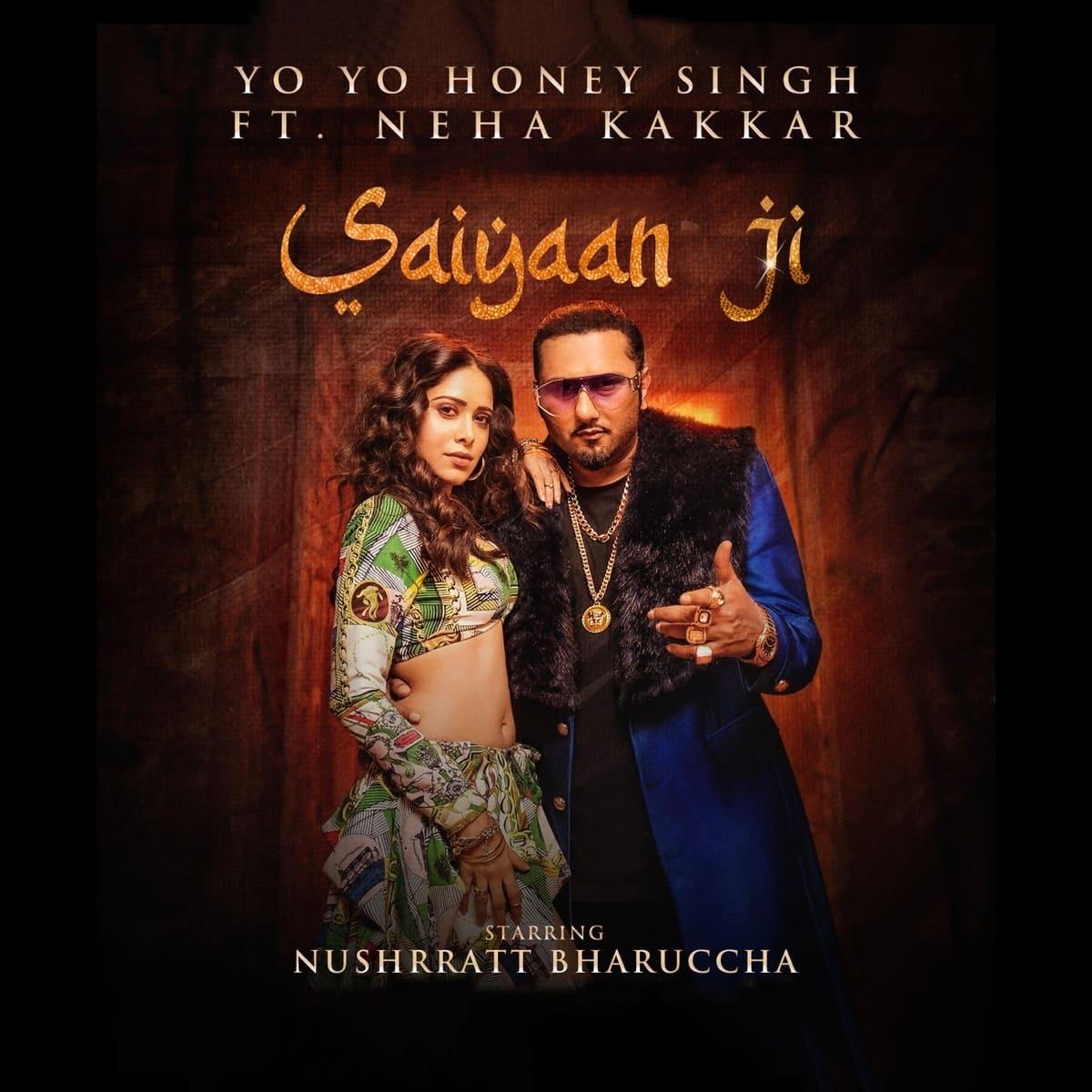 Saiyaan Ji Honey Singh Song Image