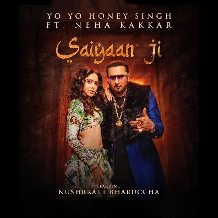 Saiyaan Ji Honey Singh Song Lyrics