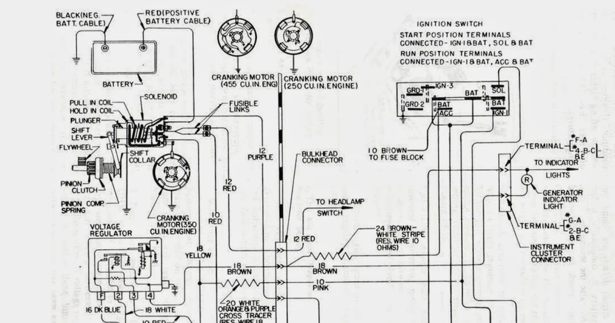 4746 Download Car Alternator Wiring Diagram in PDF ~ 895