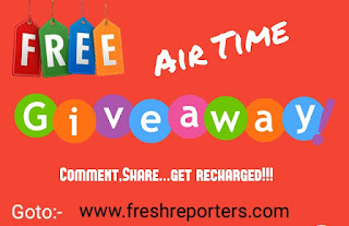 Free Weekly Airtime Reward - See The Winner For This Week