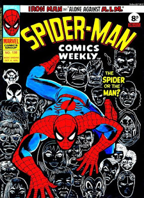 Spider-Man Comics Weekly #138