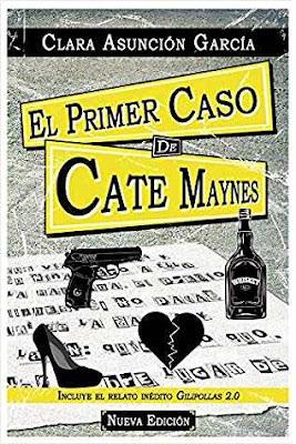 Reseña: El primer caso de Cate Maynes (Cate Maynes #1)- Clara Asunción García