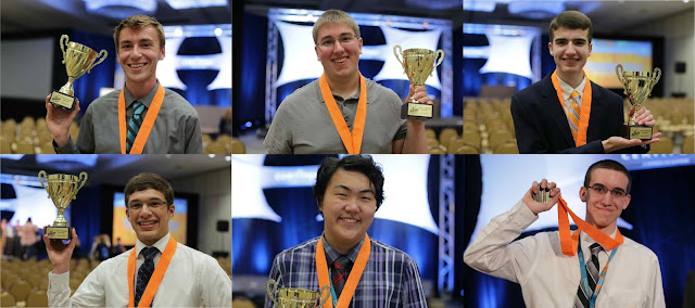 Certiport announces the MOS Student Champions for 2016 who punch tickets for the World Championships
