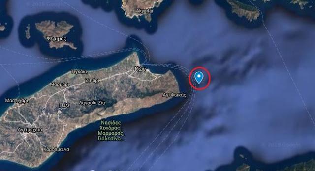 Τουρκική «σφήνα» στην επιχείρηση για διάσωση των μεταναστών στην Κω