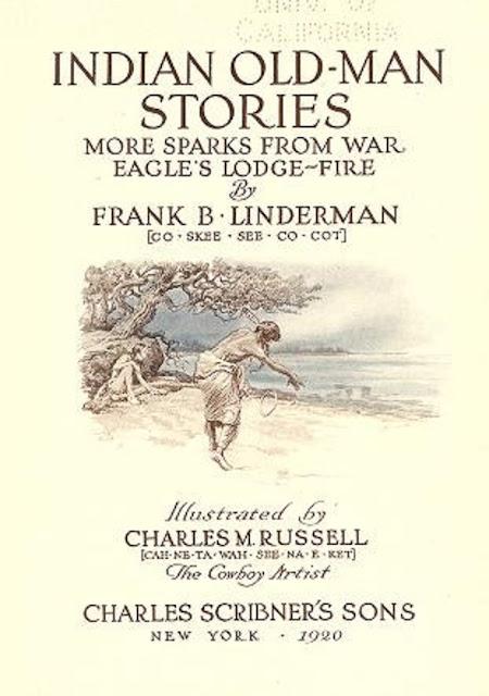 Indian Old-man stories