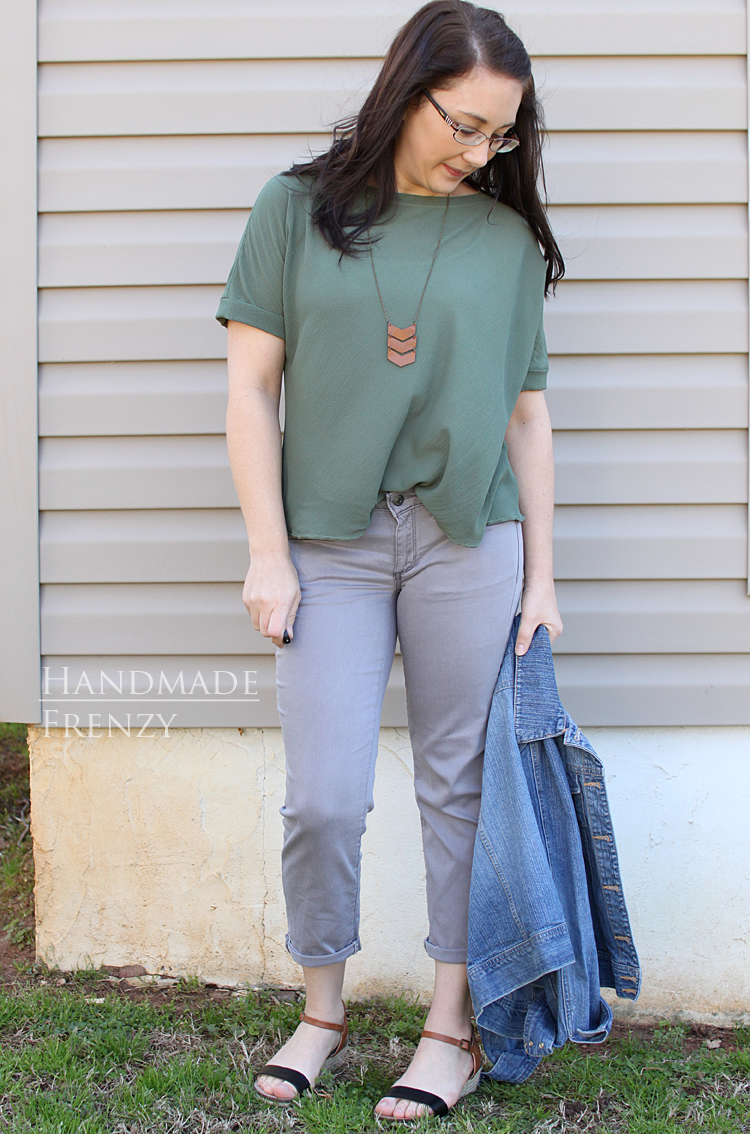 Bryant Dolman Top // Sewing For Women