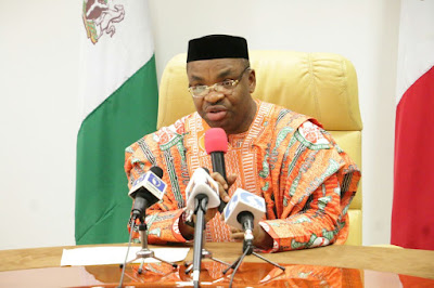 JUST IN: EFCC Freezes Akwa Ibom Government's Account