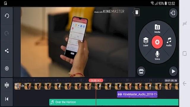 أفضل تطبيقات المونتاج وتعديل الفيديو للأندرويد - علم الكل