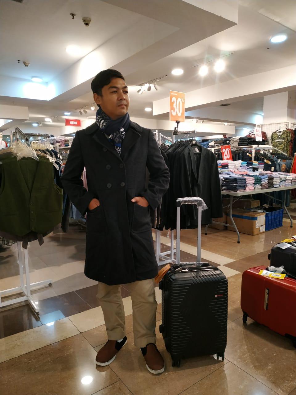Jaket Musim Dingin Yang Keren & Cocok Buat Pergi Berlibur Ke Negara Bersalju
