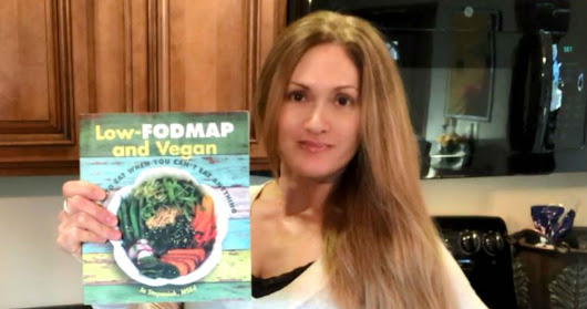 WHAT I ATE TODAY Vegan Low-Fodmap Video Update - Sept. 2017