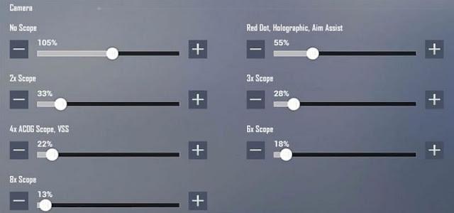 أفضل حساسية للعبة ببجي لايت 2020 : PUBG Mobile Lite [ شرح الإعدادات + صور ]
