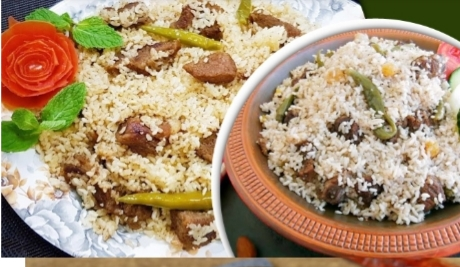 How to make Easy recipe Beef Tehri Cooking Recipe: