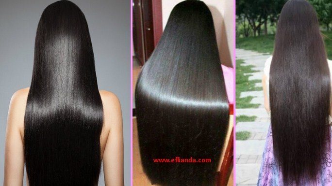 4 Tips How To Get Silky Hair Instantly like selebriti by home remedies