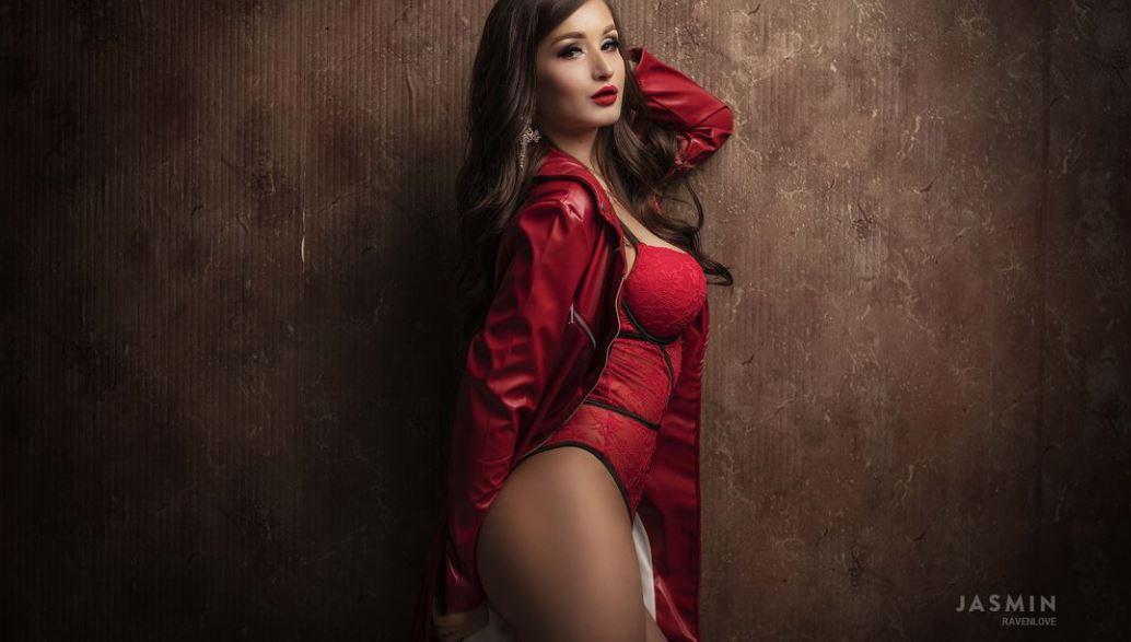 RavenLove Model GlamourCams
