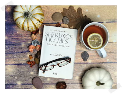 Sherlock Holmes Pies Baskerville'ów, wydawnictwo Dragon