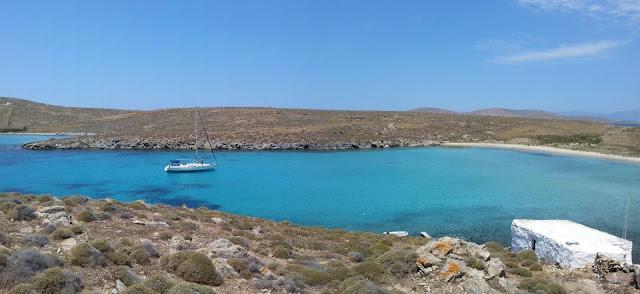 Greek outdoor activities & tours - Mykonos sailing cruise with Keytours
