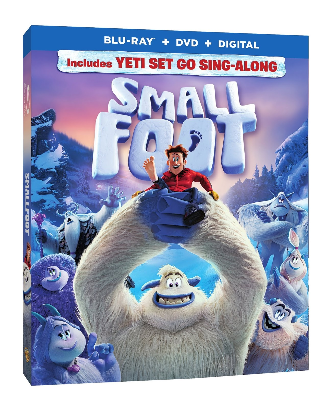 bb6f6ec816e60 ChiIL Mama : Giveaway: WIN a Smallfoot Blu-Ray DVD Combo Pack ...