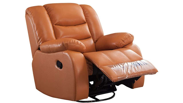 Hanzeni Power Leather Lift Chair