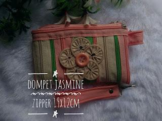 Dompet Resleting Jasmin 001