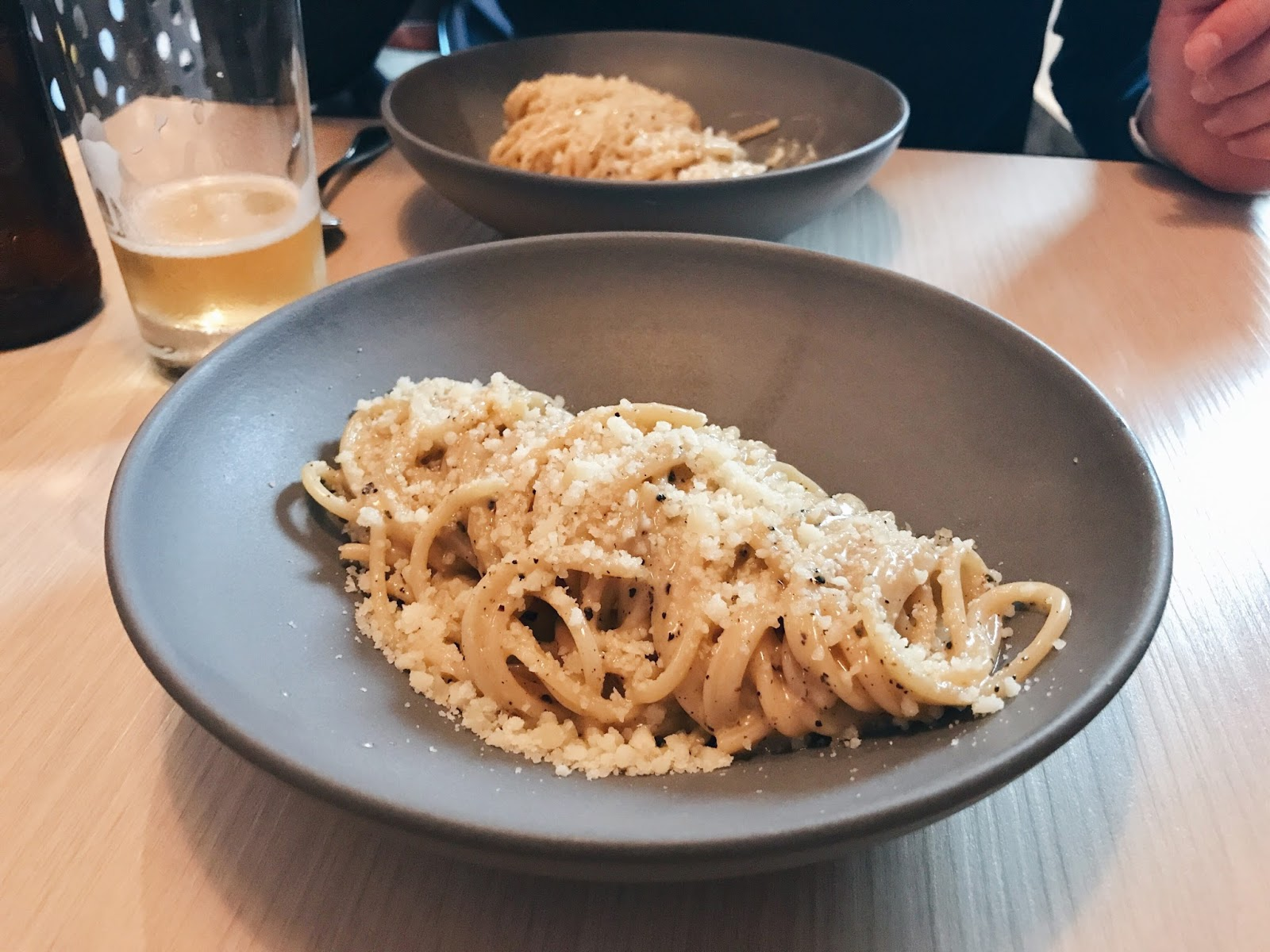 best pasta in NYC