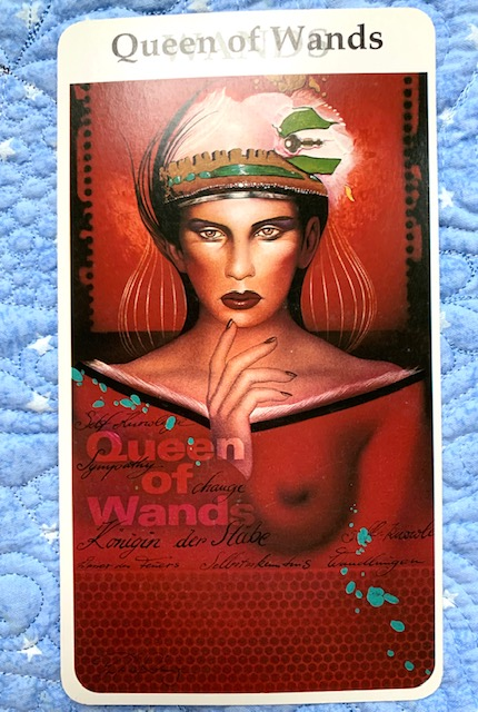 Mother-Tarot-Rohrig-Tarot-Queen-of-Wands