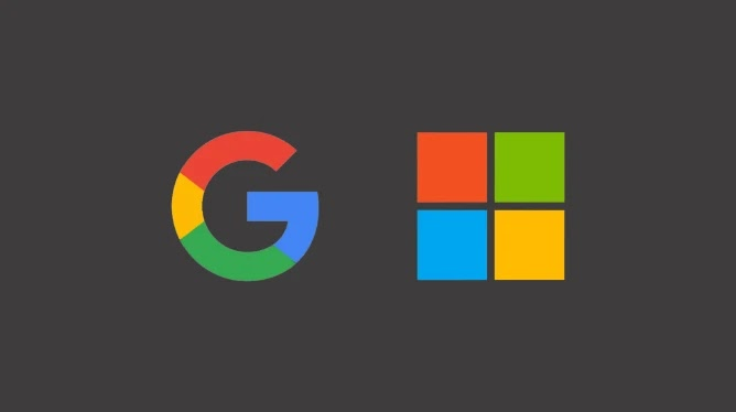 Microsoft and Google End 6-Year Truce