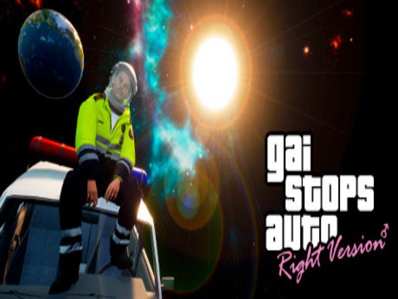 Download GAI Stops Auto Right Version Simulator Game PC Free