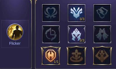Emblem Johnson Mobile Legends