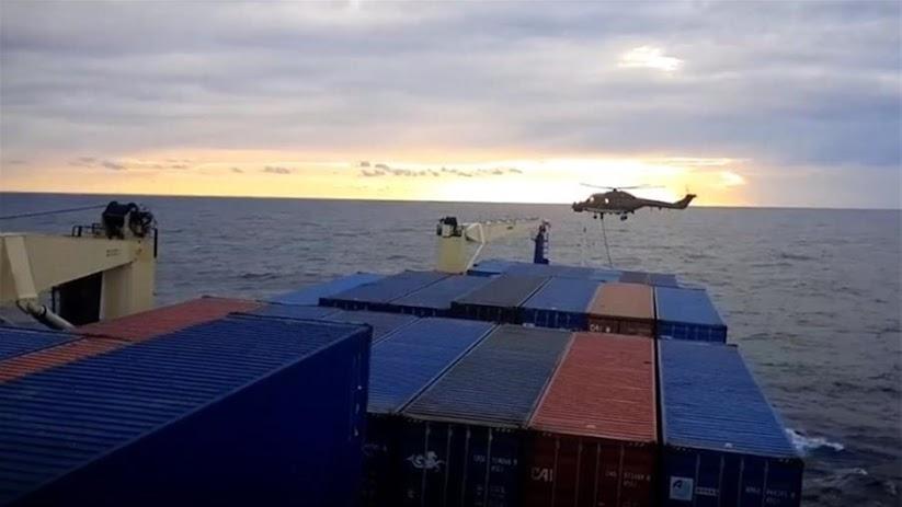 Yeni Safak: Εξετάζονται αντίποινα σε ελληνικά πλοία για τη νηοψία στο τουρκικό σκάφος