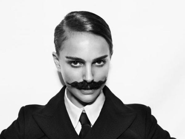 LA FIEBRE DEL MOSTACHO: CELEBRITIES