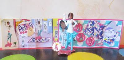 Барби ученая