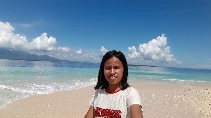 Pardidu Pulau Tupu-Tupu, Tobelo, Halmahera Utara