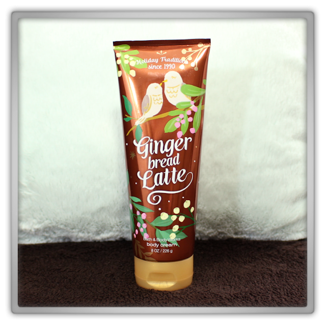 Bath & Body Works Stock Up  Haul and Review gingerbread latte ultra shea body cream christmas winter beauty blog blogger cozy favorites
