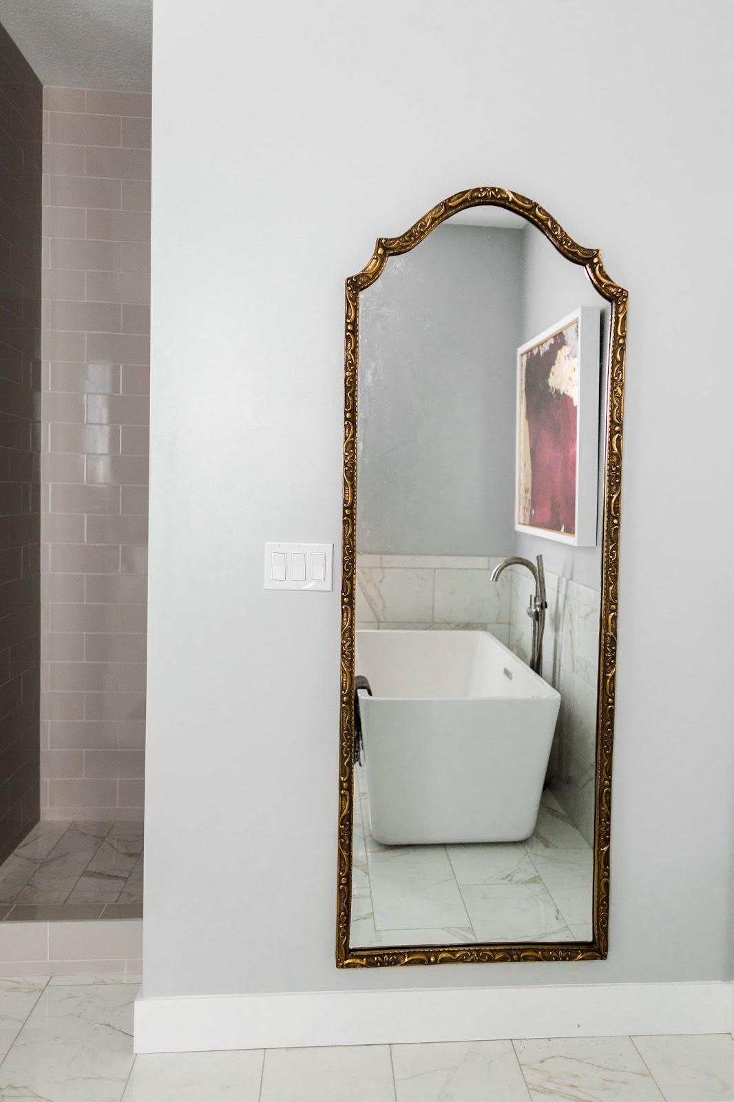 Fuchsia & Marble Master Bath || Sources for the Mecham Dream Home ...
