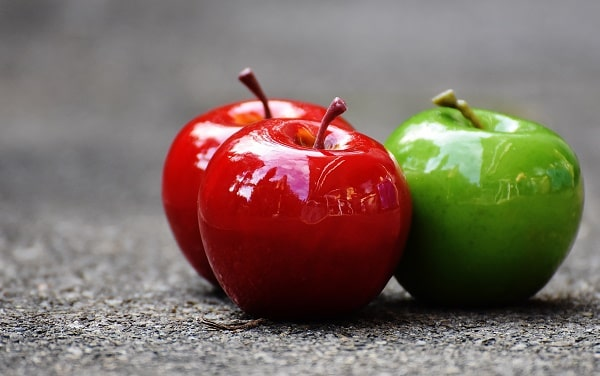 Green apple Benefits for skin and health