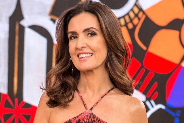 """Apresentadora da Rede Globo Fátima Bernardes revela câncer de útero: """"Estou bem"""""""