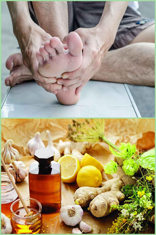 Remèdes maison pour traiter le pied d'athlète de façon naturelle