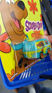 Hot Wheels Pop Culture Scooby-Doo! Mystery Machine 2017