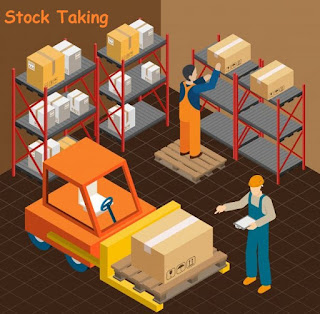 Definition Of Stock Taking Anda Implementation Tips