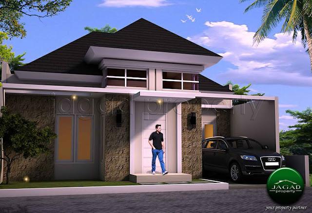 Rumah Baru Modern di Jambidan